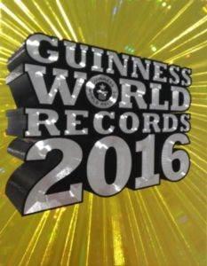 Guinness Dünya Rekorlar Kitabı 2016