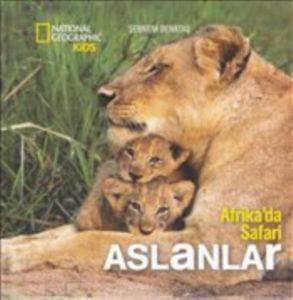 National Geographic Kids - Aslanlar (Afrika'da Safari)