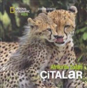 Natıonal Geographıc Kids - Çitalar  (Afrika'da Safari)