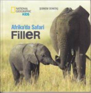 National Geographic Kids - Filler (Afrika'da Safari)