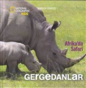 National Geographic Kids - Gergedenlar (Afrika'da Safari)