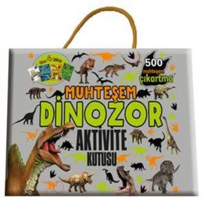 Muhteşem Dinozor Aktivite Kutusu