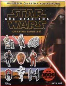 Disney Star Wars: Güç Uyanıyor Çıkartma Kitabı