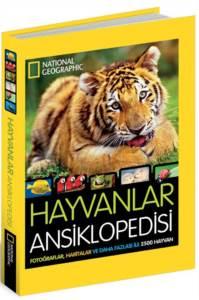 Natıonal Geographıc Kids Hayvanlar Ansiklopedisi