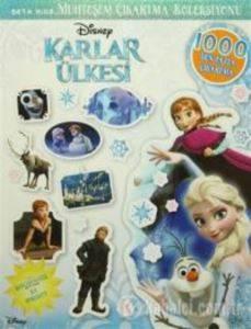 Disney Karlar Ülkesi Muhteşem Çıkartma Koleksiyonu