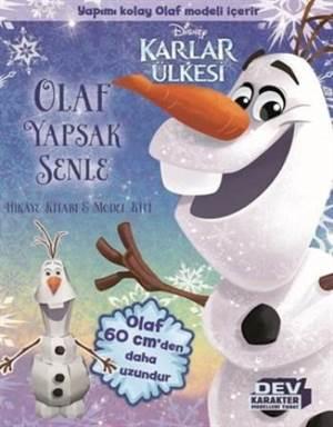 Olaf Yapsak Senle; Disnep Karlar Ülkesi