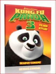 Kung Fu Panda 3: Filmin Kitabı