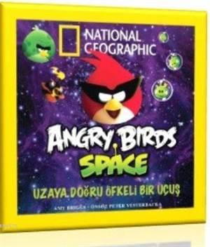 Angry Bırds Space Uzaya Doğru Öfk. Bir Uçuş