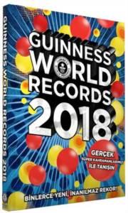GUINNESS Dünya Rekorlar Kitabı 2018