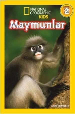 National Geographic Kids  Maymunlar