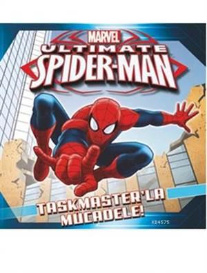 Marvel Spıder-Man Taskmaster'La Mücadele