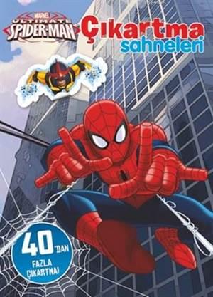 Marvel Spıder-Çıkartma Sahneleri