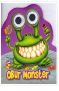Patlak Gözler Dizisi-Obur Monster
