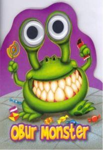 Patlak Gözler Dizisi-Şakacı Monster