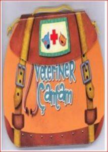 Minik Çantalar Dizisi-Veteriner Çantam