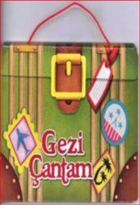 Minik Çantalar Dizisi-Gezi Çantam