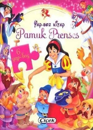 Yap-Bozlu Klasik Masallar-Pamuk Prenses