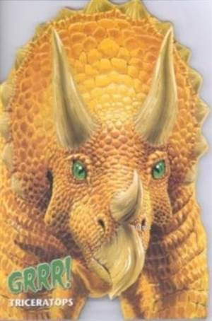 Şekilli Dinozorlar D.-Trıceratops