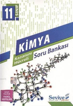 11. Sınıf Kimya Kazanım Hücreli Soru Bankası; Sayısal