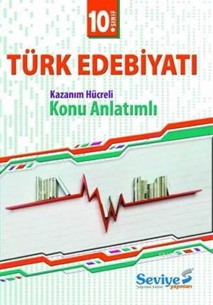 10. Sınıf Türk Edebiyatı Konu Anlatımlı; Eşit Ağırlık - Sözel