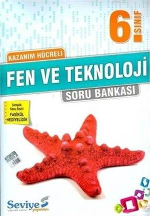 6. Sınıf Fen Ve Teknoloji Kazanım Hücreli Soru Bankası