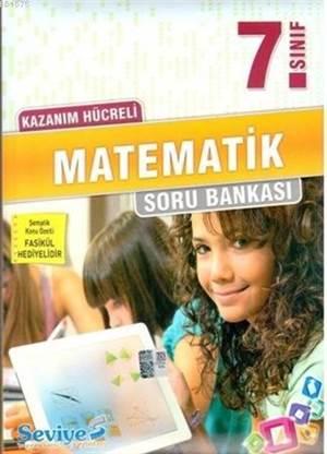 7. Sınıf Matematik Kazanım Hücreli Soru Bankası