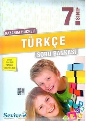 7. Sınıf Türkçe Kazanım Hücreli Soru Bankası