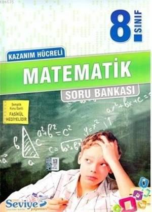 8. Sınıf Matematik Kazanım Hücreli Soru Bankası