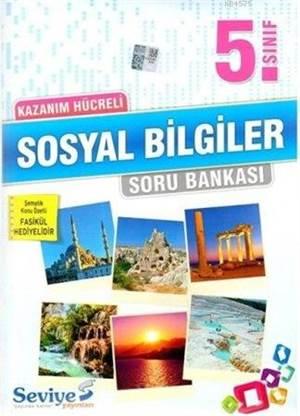 5. Sınıf Sosyal Bilgiler Kazanım Hücreli Soru Bankası