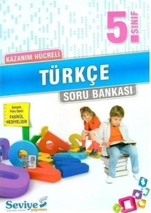 5. Sınıf Türkçe Kazanım Hücreli Soru Bankası