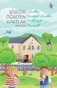 Sözcük Öğreten Kartlar Arapça