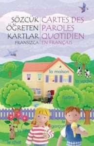 Sözcük Öğreten Kartlar -Fransızca