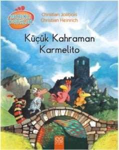 Meraklı Tavuklar: Küçük Kahraman Karmelito