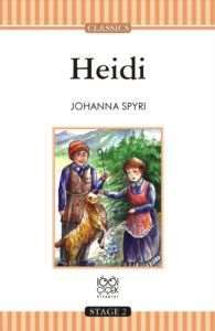 Heidi Stage 2 Books