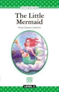 The Little Mermaid Level 2 Books
