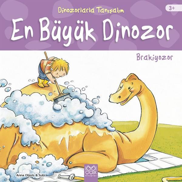 Brachiosaurus: En Büyük Dinozor