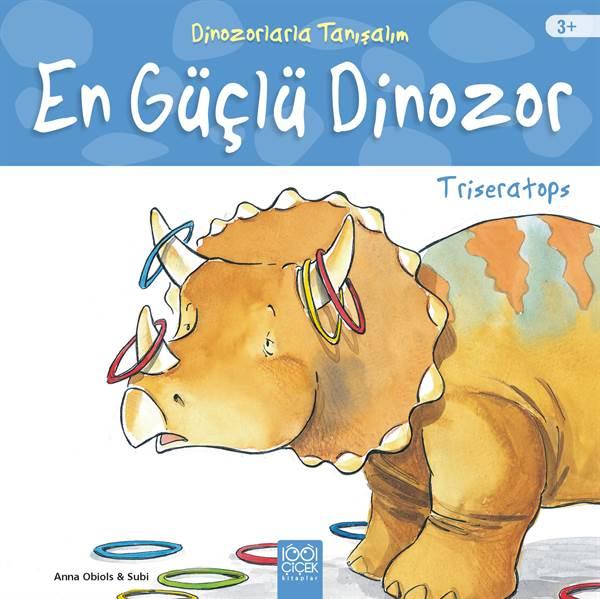 Triceratops: En Güçlü Dinozor