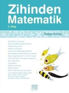 Zihinden Matemtik 4.Kitap