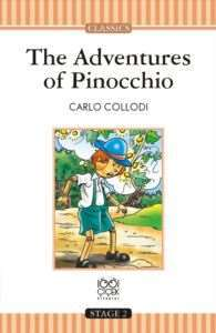 The Adventures of Pinocchio Stage 2 Books