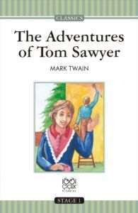 The Adventures of Tom Sawyer Stage 1 Books
