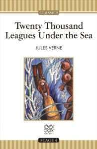 Twenty Thousand Leagues Under the Sea Stage 4 Books