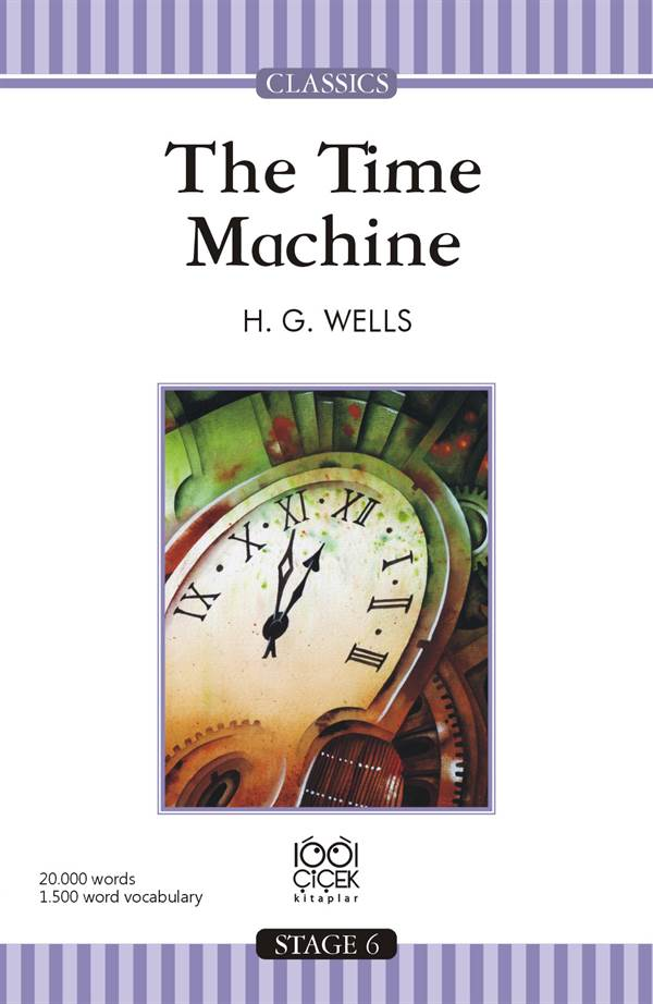 The Time Machine Stage 6 Books