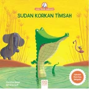 Sudan Korkan <br/>Timsah
