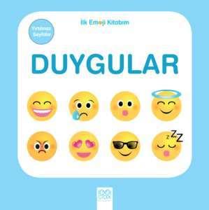 İlk Emoji Kitabım<br/>- Duygular