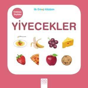 İlk Emoji Kitabım<br/>- Yiyecek