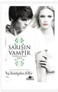 Sarışın Vampir No.4 - Ölümün Gölgesi