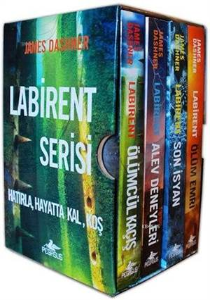 Labirent Serisi (4 Kitap)