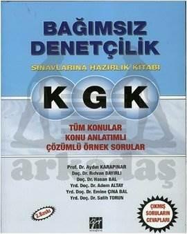 KGK - Bağımsız Denetçilik Sınavlarına Hazırlık Kitabı