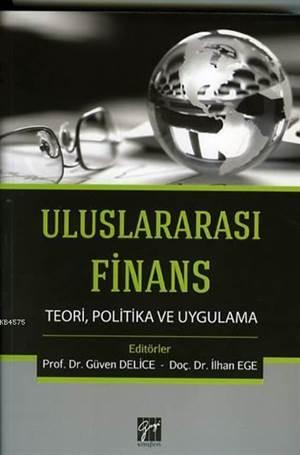 Uluslarasi Finans Teori Politika Ve Uygulama