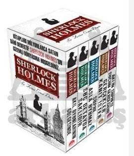 Sherlock Holmes Set 5 Kitap